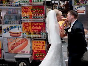 Os melhores Hot Dogs de Nova York