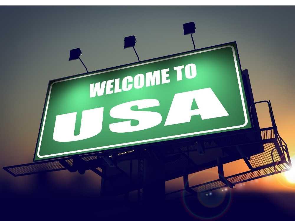 Quando os EUA vão abrir as fronteiras?