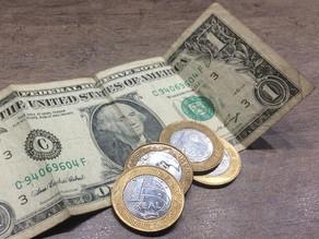 Qual é o limite para o câmbio? Dólar a R$ 4 já é realidade.
