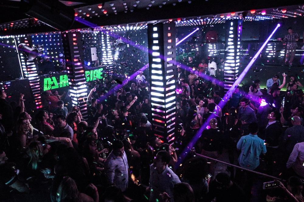 Temple Night Club San Francisco