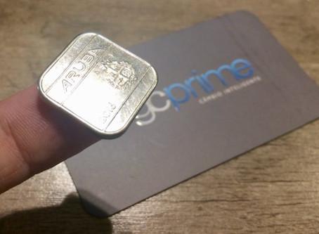 O que fazer com moedas metálicas que sobram da viagem?