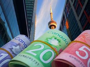 Como enviar dinheiro para o Canadá