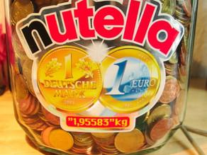 Profissional de câmbio Raiz X Profissional de câmbio Nutella