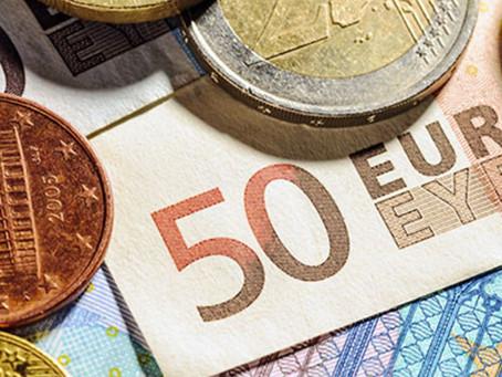 Quando o Euro vai parar de subir?