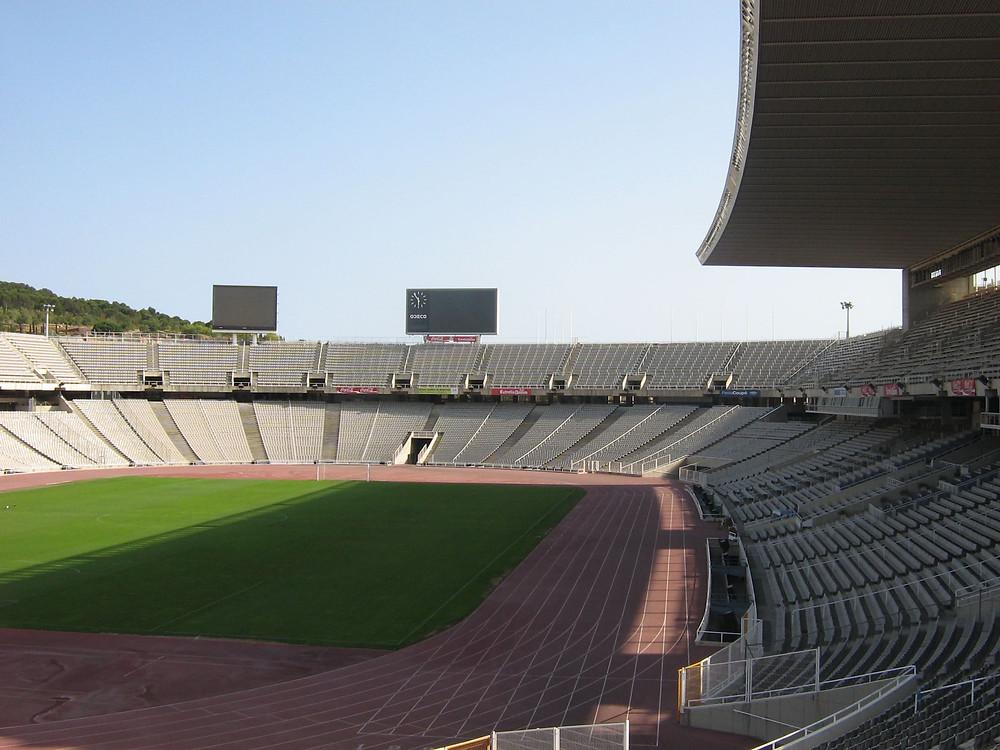 Estadio Olimpico de Barcelona