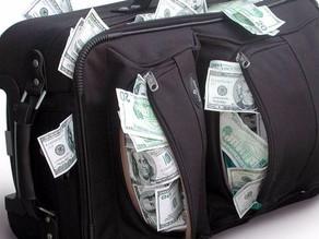 Fique atento aos limites de moeda em espécie na sua viagem ao exterior