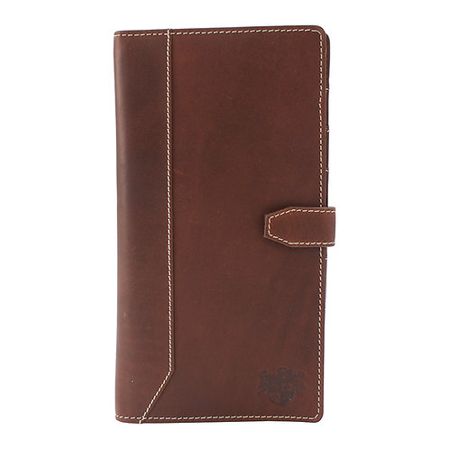 Pull Up Leather Document Holder