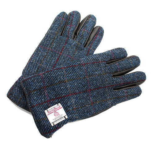 Allasdale Harris Tweed Gloves