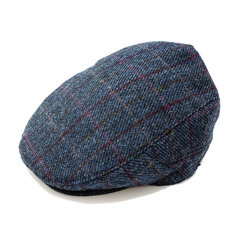 Allasdale Harris Tweed Cap