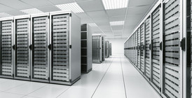 Power Density and Efficacy of Next Generation Data Centers