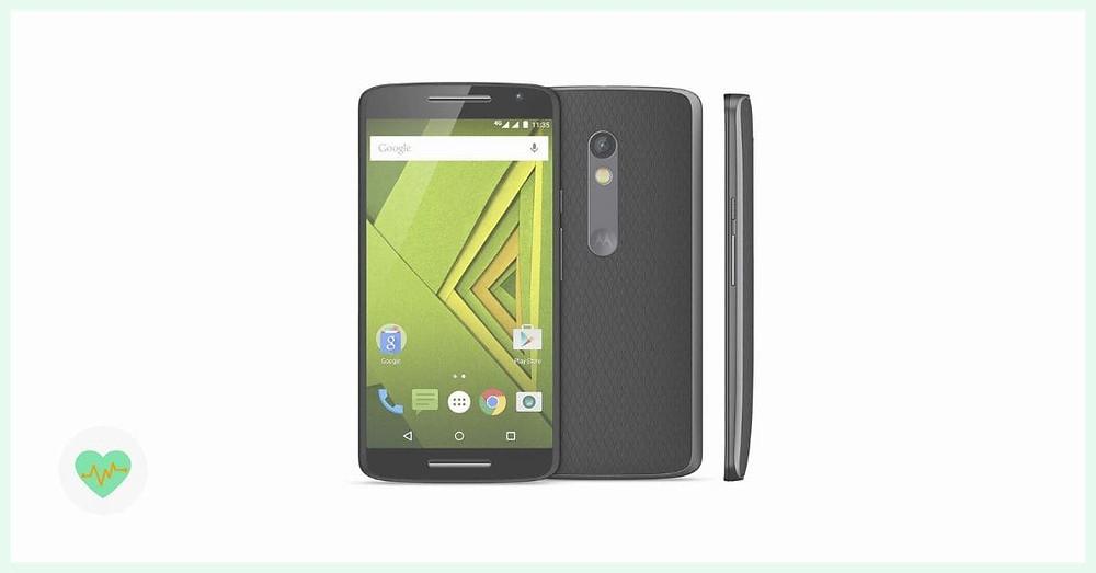 imagem do celular Moto X Play