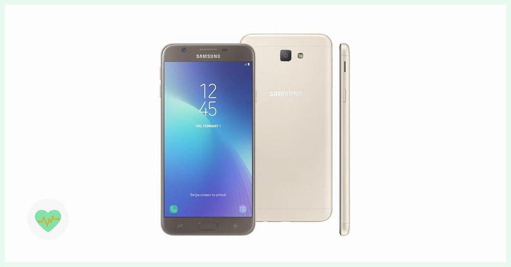 Imagem do celular Samsung Galaxy J7 Prime
