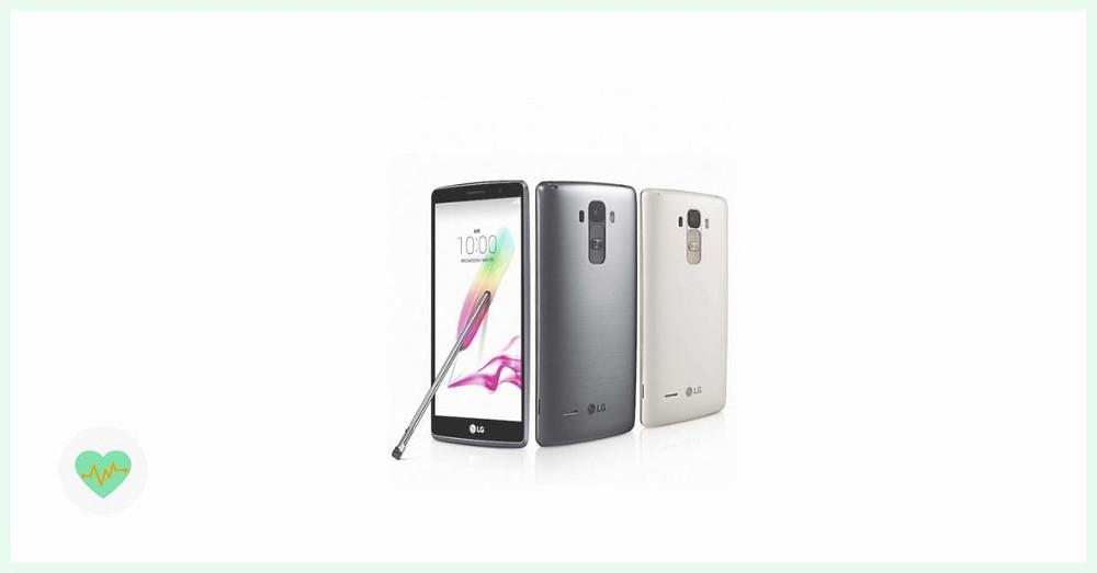 Imagem do celular LG G4 Stylus