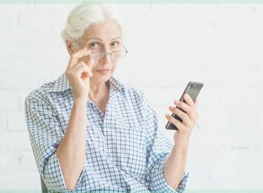 3 Sacadas para Encontrar o Melhor Celular para o idoso sem Erro e Rápido