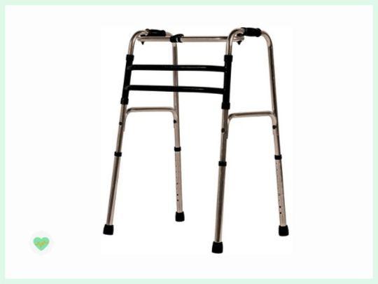 andador para idoso dobrável e articulado