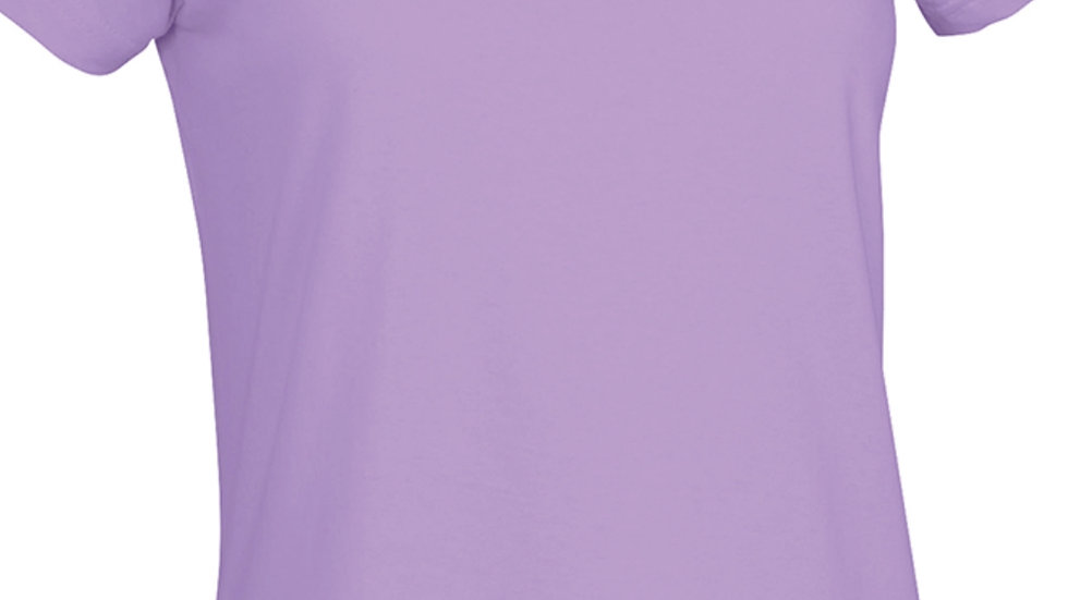 Inspirarional Tee (Purple, Pink, Blue)