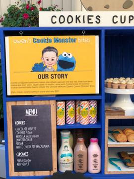 Cookie Monster Truck