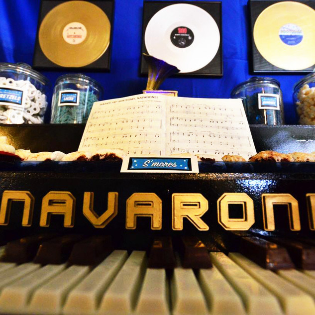 Navarone's Rock Star 18th Birthday