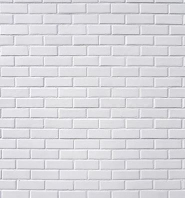 White Brick Backdrop
