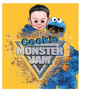 Cookie Monster Jam