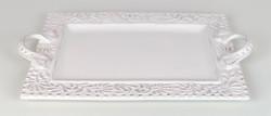 White Porcelain Tray