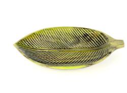 Wood Leaf Tray