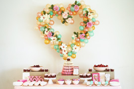 Valentine's Theme Birthday