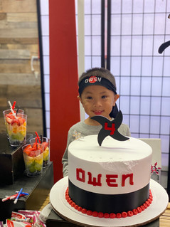 Happy Birthday Owen