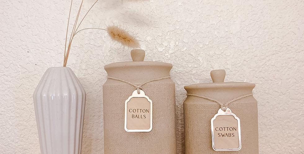 Jar Tags - Small