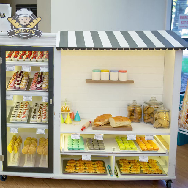 OweONETown - bakery