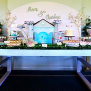 Magical Fairyland Dessert Table