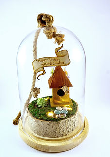 FAIRYLAND CENTERPIECE