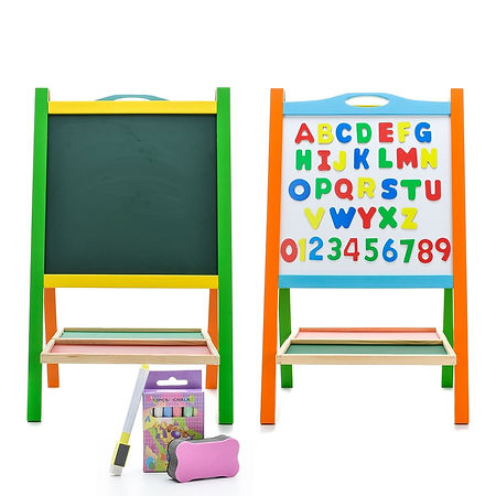 art easel for toddlers kids crayola meli