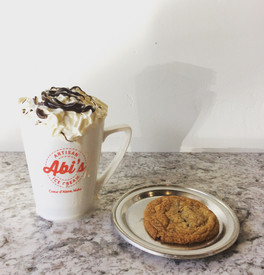 Hot Cocoa and Cookie