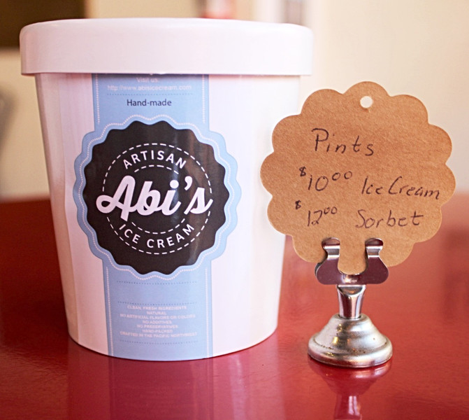 Abi's Ice Cream To Go
