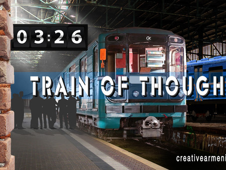 Train of Thought: From William Shakespeare to Ray Charles