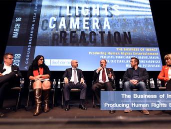 Ազդեցության բիզնեսը. ստեղծել ժամանց՝ մարդու իրավունքների թեմայով