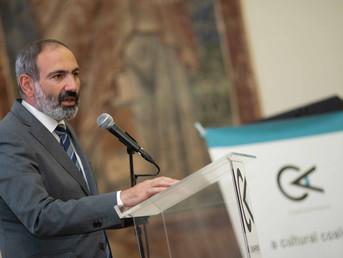 Փաշինյանը, Թանգյանը և Մակունցը` Creative Armenia-ի մեկամյա հոբելյանին