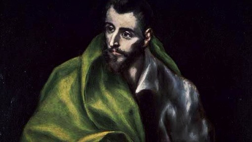 Apostle Saint James the Greater, by El Greco, 1606