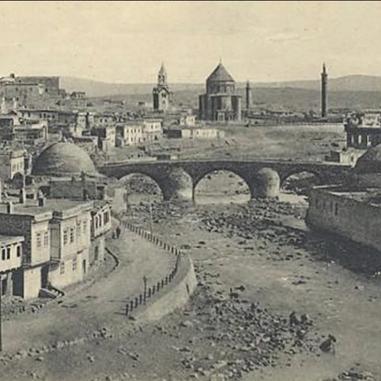The Vardan Bridge