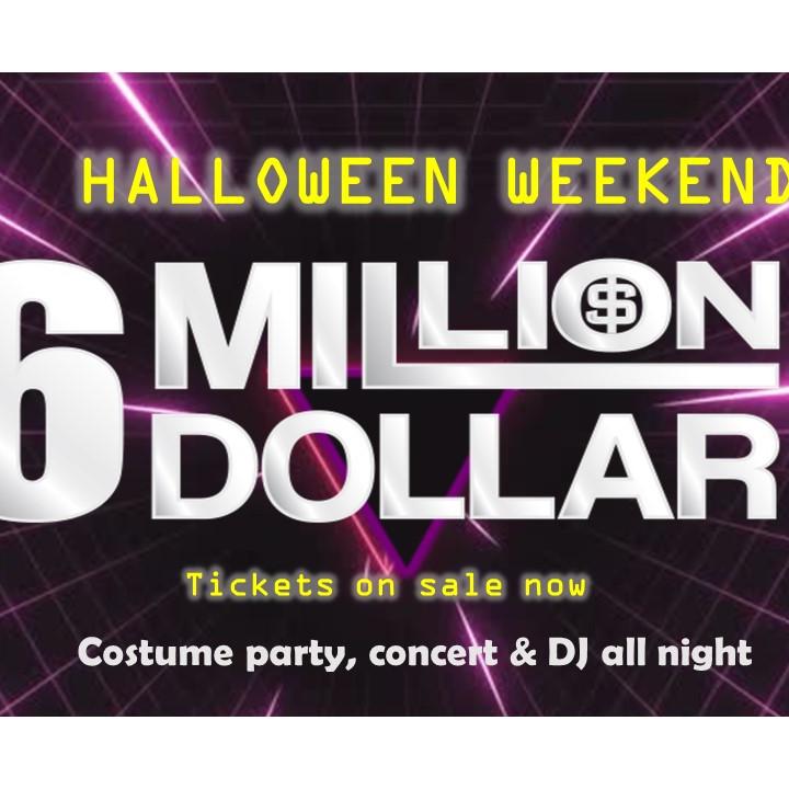 HALLOWEEN Costume party, concert  &  DJ Sat Oct 30th