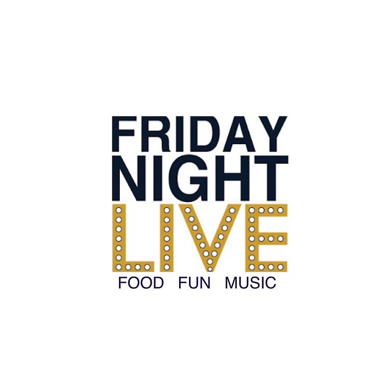 Friday night live with Uptown Messaround Fri Nov 5th