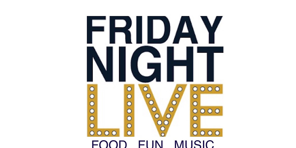 Friday night live with The Thread Barons