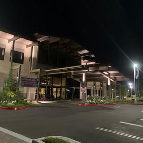 ER visits Santa Ana Elks new building