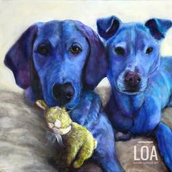 Luna and Beto