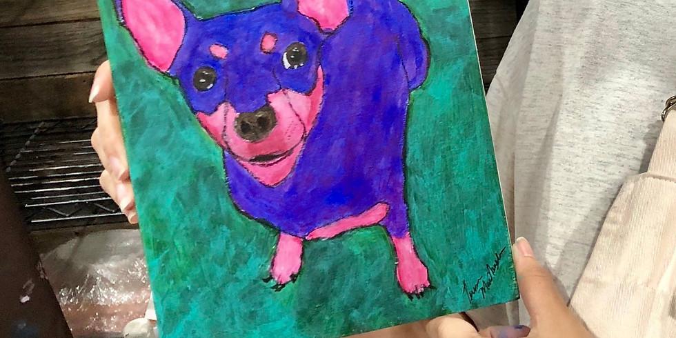 Modern Pet Painting Workshop (1)