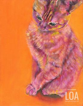 Portrait of Clementine