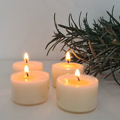 Festive Cranberry Pack of 5 tealights