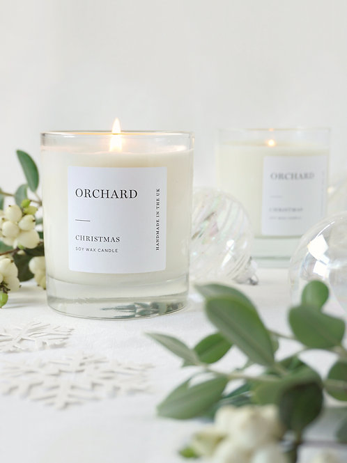 TRADE 'Christmas' Luxury Edition candle 300mls