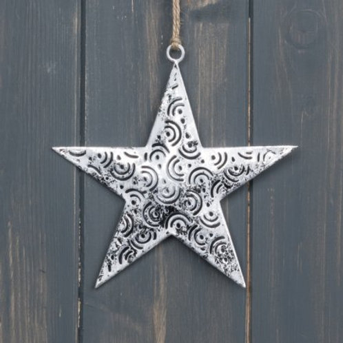 Tarnished hanging star